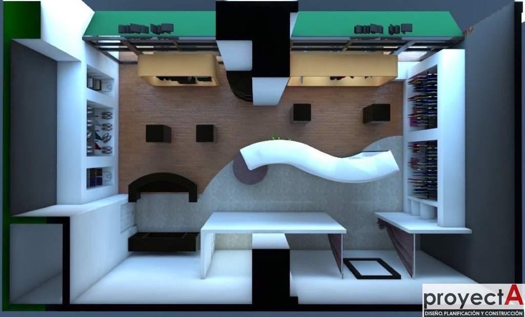 Dise o de interiores constructora proyecta cob n alta - Modulo diseno de interiores ...
